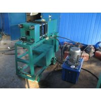 Rebar upset forging parallel threading machine thumbnail image