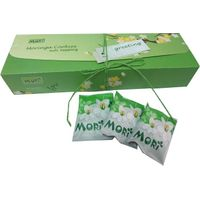 Moringa Cookies Nuts topping