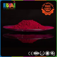 Organic pigment red 122 China manufacturer for printing for ink free samples