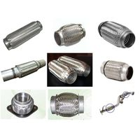 ISO/TS16949Certified Stainless Steel Flexpipe