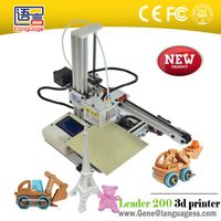 LEADER150 DIY desktop 3d printers machine for sale