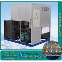 2T cube ice making machine for ice selling thumbnail image