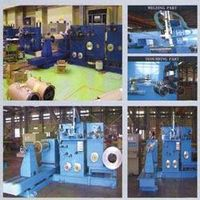 High Voltage Coil Winding Machine