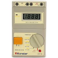 digital insulation tester DG-501M thumbnail image