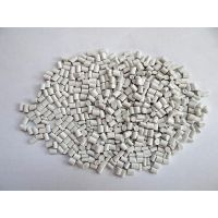 PVC particles for injection pipe fittings are corrosion resistant and easy to process