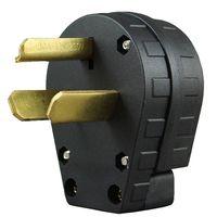 LK3331 NEMA10-30P Straight Blade Angle Plug