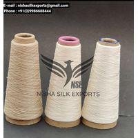 Spun Silk Yarn - 10 NM To 210 NM thumbnail image