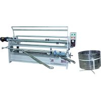 Edges guide winding machine