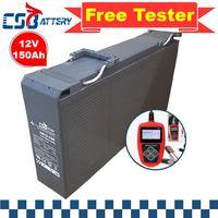 Csbattery 12V100ah Slim Telecom Gel Battery for Solar/UPS/Telecom-System/SLA/Emergency-Power/Access-