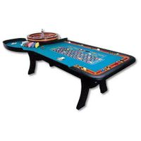 96'' Gambling Roulette Table
