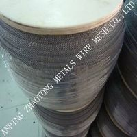 Monel Knitted Wire Mesh-----high-test metal thumbnail image