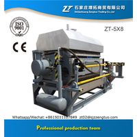 Energy efficient 40 moulds egg tray drying machine