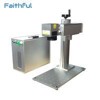 Original Raycus portable 20w fiber laser printing machine
