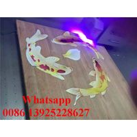 UV LED printer for PVC / WOOD/ UV LED printer /3D wood uv printer with cheap price