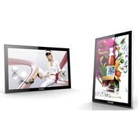 Super thin Full HD digital signage display
