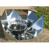 Outdoor Mirror Aluminum Sheet for Solar Panel Cooker Reflector