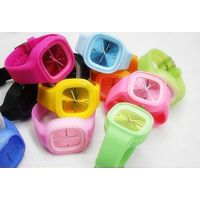 silicone watch