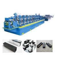 pipe roll forming machine stainless steel pipe making machine Tube Square Pipe Mill Making Machine thumbnail image
