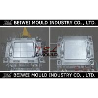 plastic injection food plate mould