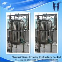 Automatic soy sauce brewing production line