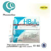 HAV-IgM/HBsAg/HBsAb/HBeAg/HBeAB Rapid Test