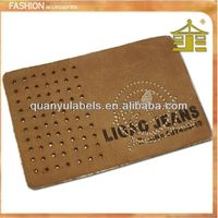 all kinds of leather  Labels from direct factory