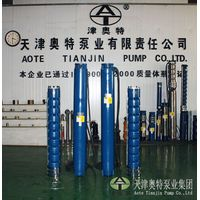 Specification of 8 inch 100Hp electric submersible borehole pump