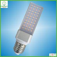 8W LED Pl Light E27 G24 G23 LED Pl Lamp