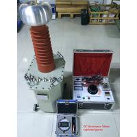 50kv 100kv 150kv HV Hipot Oil Immersed Testing Transformer AC/DC Voltage Withstand Hipot Tester thumbnail image