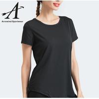 Women T-Shirt Casual Summer Short Sleeve Tee Loose Fit thumbnail image