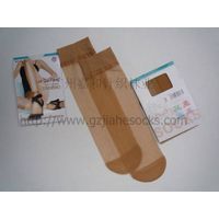Ladies Sheer Ankle Socks