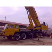 used Tadano TG 1500M truck crane,used tadano crane,used mobile crane,used machinery