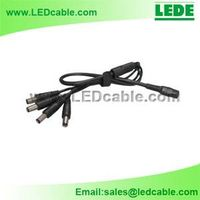 DC Power Splitter Adapter, Power Cord, DC cable thumbnail image