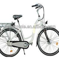 26 inch city e bike for women