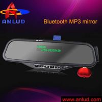 Bluetooth rearview mirror systems ALD08
