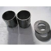 ID100*OD120 mm flexible graphite seal ring/graphite ring/plumbing pipe/motorized valve/plier stretch thumbnail image
