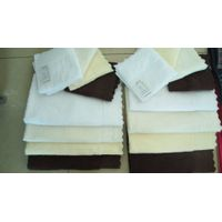100% cotton solid jacuqard towel