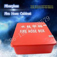 Fiberglass fire hose cabinet Fire hydrant box
