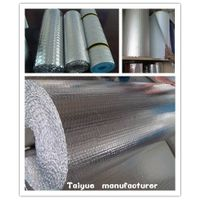 Aluminum Foil Foam Thermal Insulation Materials for Construction