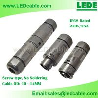 25A IP68 Waterproof Connector thumbnail image