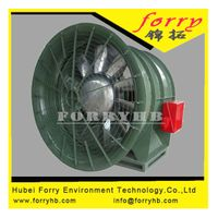 Tunnel Ventilation Vertical Fan with cast aluminium impeller thumbnail image