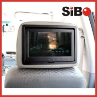 Android Taxi Advertising Player LCD Monitor Support SD USB WIFI Ethernet