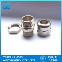 Different types of cnc machined aluminum parts