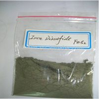 Ferrous Disulfide FeS2 Powder for Thermal Battery Raw Material