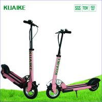 Electric scooter two wheels self balancing eletric scooter 250W 36V folding electric scooter foot sc