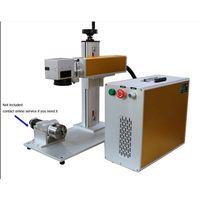 10W 20W 30W 50W 100W 3d fiber laser marking machine 100w Fiber Lasers Marking Machine