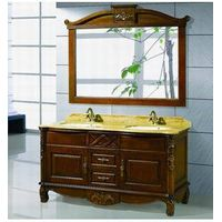 Classic Wooden Bathroom Cainet Vanity