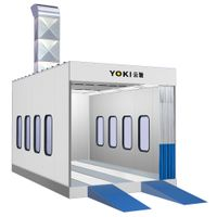 YK-3-1 repair car polisher preparation station