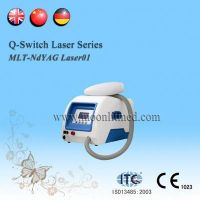 Nd:YAG Laser for tattoo removal