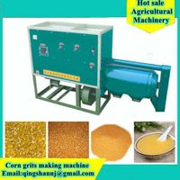 Hot Sale Corn Grits Machine Corn Grits Making Machine